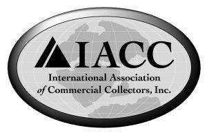 IACC Logo - International Association of Commercial Collectors Inc
