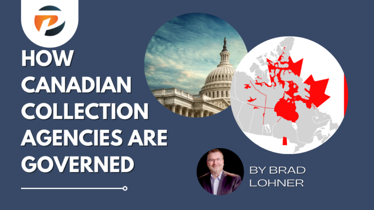 How Canadian Collection Agencies are Governed