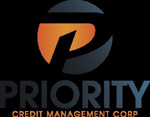 priority credit management logo
