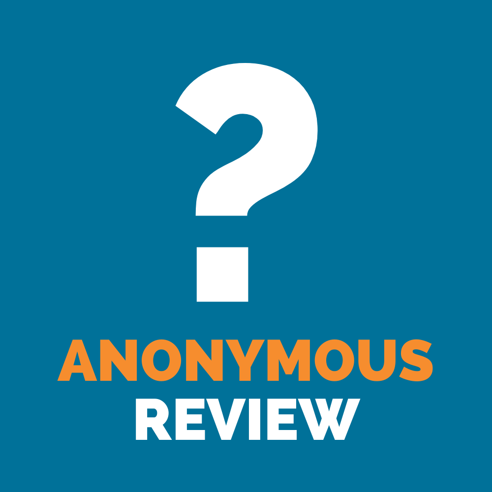 ? Anonymous Review