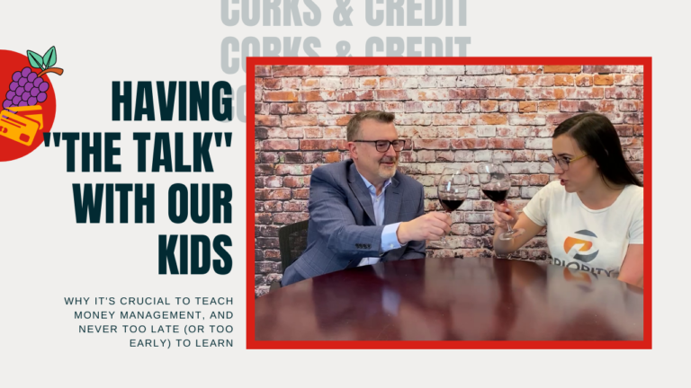 (VIDEO) Why Teaching Our Kids Financial Literacy Will Change Our Economy